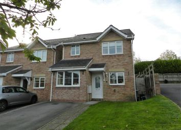Thumbnail 3 bed detached house for sale in Llys Pentre, Bridgend