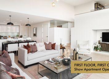 "Thumbnail 2 bedroom flat for sale in ""3/12 The Crescent"" at West Coates, Haymarket, Edinburgh EH12 5Jj,"