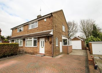 Thumbnail 2 bed semi-detached house for sale in Sunridge Close, Baddeley Green, Stoke-On-Trent