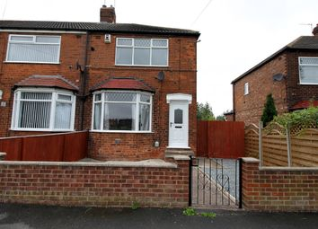 Thumbnail 2 bed terraced house to rent in First Lane, Hessle