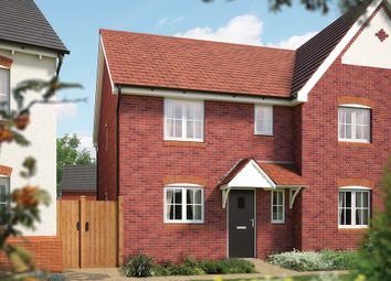 "Thumbnail 3 bed semi-detached house for sale in ""The Southwold"" at Weights Lane, Redditch"