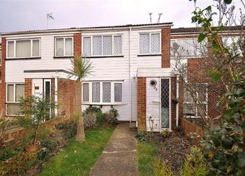 Thumbnail 3 bed terraced house for sale in Brookfield Road, Ashford