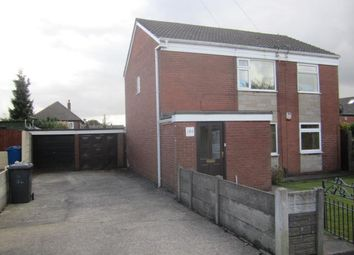 Thumbnail 2 bed flat to rent in Belle Green Lane, Ince, Ince, Wigan
