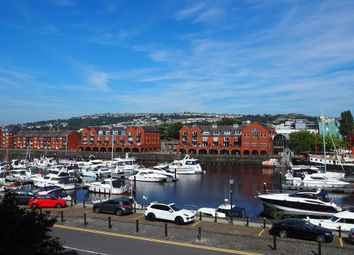 Thumbnail 1 bed flat to rent in Trawler Road, Maritime Quarter