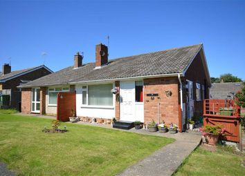 Thumbnail 3 bed semi-detached bungalow for sale in Bradworth Close, Scarborough