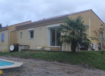 Thumbnail 3 bed villa for sale in Languedoc-Roussillon, Hérault, Ceilhes Et Rocozels
