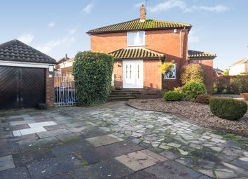 Thumbnail 3 bed semi-detached house for sale in Newman Road, Grange Estate, Rotherham