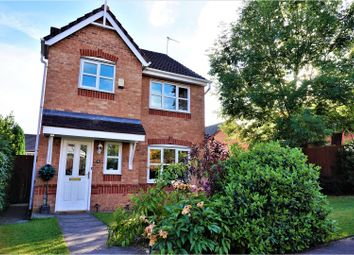 Thumbnail 3 bedroom detached house for sale in Elmstone Close, Manchester