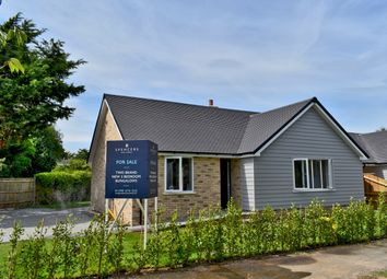 Thumbnail 3 bed bungalow for sale in Knowland Drive, Milford On Sea, Lymington
