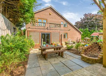 Thumbnail 5 bedroom detached house for sale in Turpin Green Lane, Leyland
