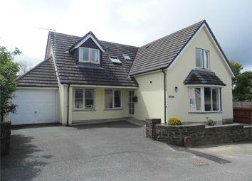 Thumbnail 4 bed detached house for sale in Cilsanws, Carreg Coetan, Newport, Pembrokeshire