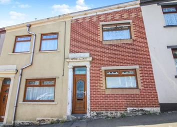 Thumbnail 4 bedroom terraced house for sale in Blackburn Street, Blackburn, Lancashire