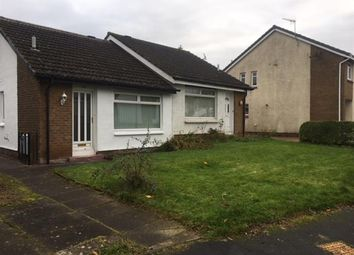 Thumbnail 1 bed bungalow for sale in Millersneuk Crescent, Millerston, Glasgow