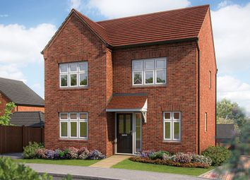 "4 bed detached house for sale in ""The Juniper"" at Irthlingborough Road, Wellingborough NN8"