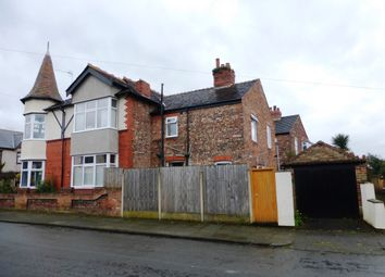 Thumbnail 3 bed detached house for sale in Gerard Road, Wallasey