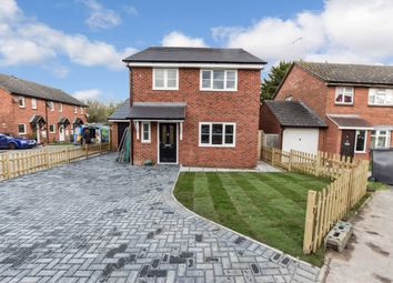 Thumbnail 3 bed detached house for sale in Broadway, Silver End, Witham