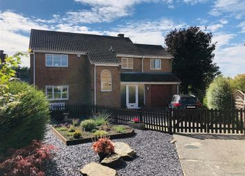 Thumbnail 4 bed detached house for sale in St. Helens Way, Hemswell, Gainsborough