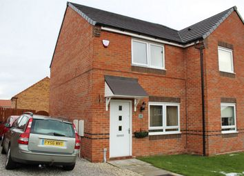 Thumbnail 2 bed semi-detached house for sale in Morrall Road, Sheffield, South Yorkshire
