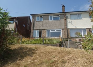 Thumbnail 3 bed semi-detached house to rent in St. Davids Avenue, Dinas Powys