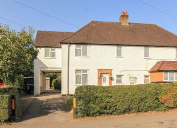 3 bed semi-detached house for sale in Chesham Road, Wigginton, Tring HP23