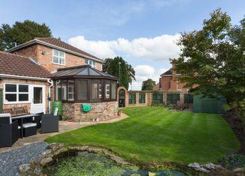 Thumbnail 4 bed detached house for sale in Skelton Road, Langthorpe, Boroughbridge, York