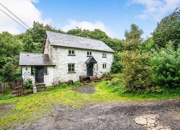 Thumbnail 3 bed detached house for sale in Llansannan, Denbigh