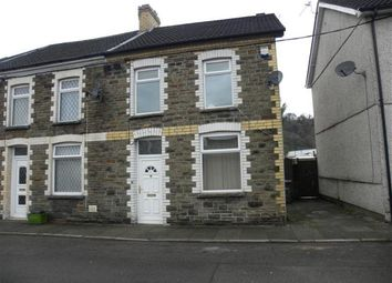 Thumbnail 2 bed property to rent in Malvern Terrace, Risca, Newport