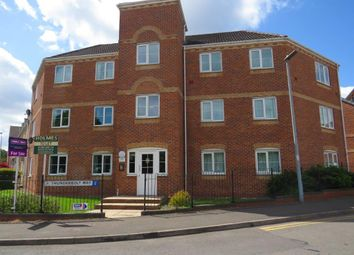 Thumbnail 2 bed flat for sale in Thunderbolt Way, Tipton