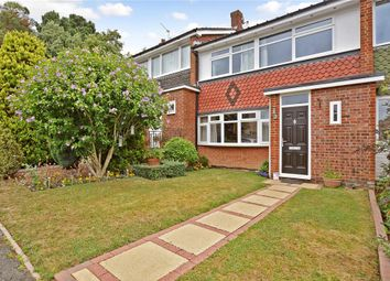 Thumbnail 3 bed terraced house for sale in Wraysbury Park Drive, Emsworth, Hampshire
