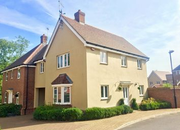 Thumbnail 4 bed link-detached house for sale in Samuel Courtauld Avenue, Braintree