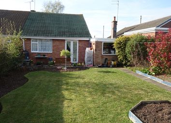 Thumbnail 2 bed bungalow for sale in Sheridan Close, Enderby, Leicester