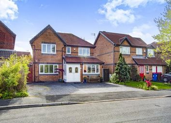 Thumbnail 4 bed detached house for sale in Wotton Drive, Ashton, Greater Manchester, England