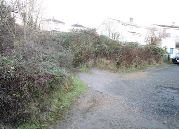 Thumbnail Land for sale in Petersfield Close, Plymouth