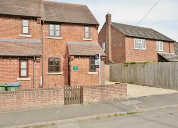 Thumbnail 2 bed terraced house to rent in Pound Lane, Preston Bissett, Buckingham