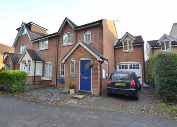 Thumbnail 2 bed semi-detached house for sale in Cleveland Way, Stevenage, Herts