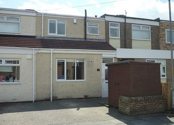 Thumbnail 3 bed terraced house to rent in Storey Street, Cramlington