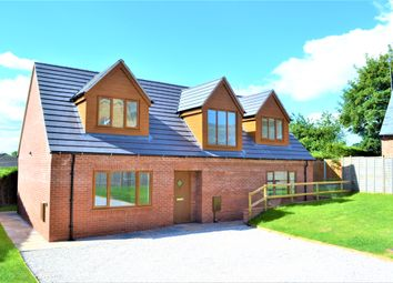 Thumbnail 3 bed detached house for sale in Doles Lane, Findern