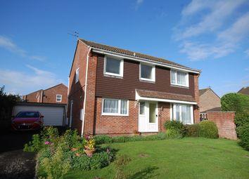 Thumbnail 4 bed detached house for sale in Manton Close, Trowbridge
