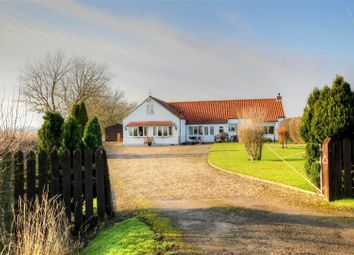 Thumbnail 3 bedroom detached house for sale in White Cottage, Great Barugh, Malton