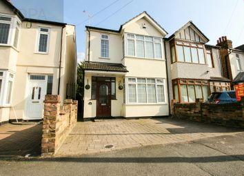 Thumbnail 4 bed semi-detached house for sale in Heath Park Road, Heath Park, Romford