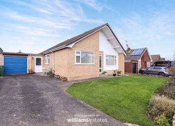 Thumbnail 2 bed detached bungalow for sale in Cae Shon, St. Asaph