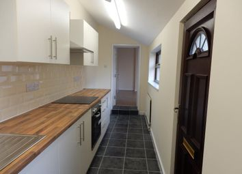 Thumbnail 3 bedroom terraced house to rent in Spring Street, Hucknall, Nottingham