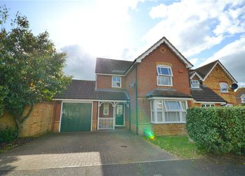 Thumbnail 4 bedroom detached house for sale in Lilley Way, Cippenham, Slough
