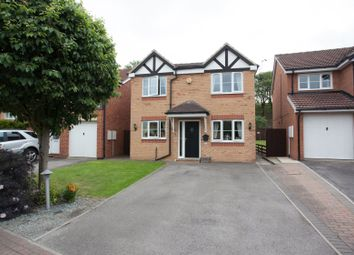 Thumbnail 3 bed detached house for sale in Rosemount Drive, Normanton
