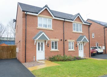 Thumbnail 2 bed semi-detached house for sale in Manor House Court, Chesterfield