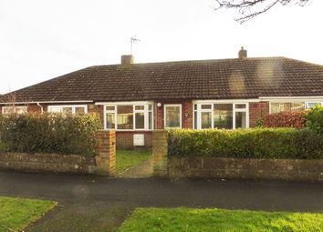 Thumbnail 2 bedroom terraced bungalow to rent in Queens Crescent, Stubbington, Fareham