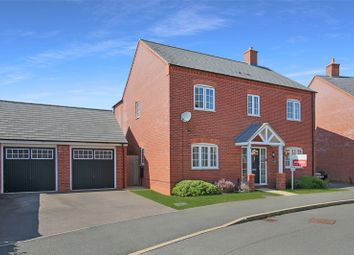 Thumbnail 4 bed detached house for sale in Averdal Drive, Aylesbury