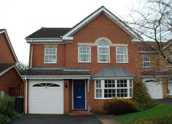 Thumbnail 4 bed detached house to rent in Tannery Road, Sawston, Cambridge