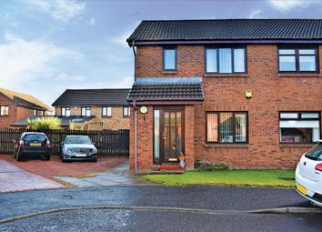 Thumbnail 3 bed semi-detached house for sale in Thyme Square, Motherwell, North Lanarkshire