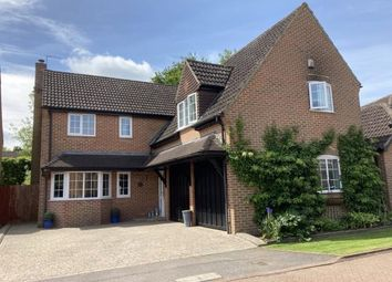 Thumbnail 5 bed detached house for sale in Old Basing, Basingstoke, Hampshire